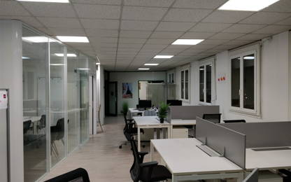Open Space  10  postes Location bureau Montrouge 92120