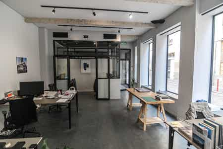 Postes fixes en Co-working - Paris 11