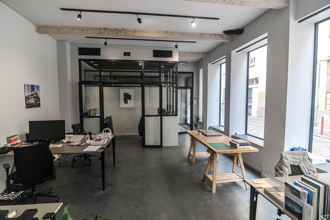 400 € par mois, 4 postes , Paris, Postes fixes en Co-working - Paris 11