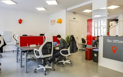Open Space  15  postes Coworking Paris 75005