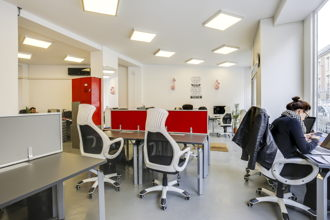 275 € par mois, 15 postes , Paris, Coworking a paris - postes disponibles