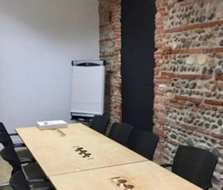 Open Space  2 postes Coworking Impasse Bonnet Toulouse 31500