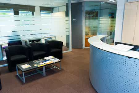 Bureau en Business Center - Strasbourg SUD