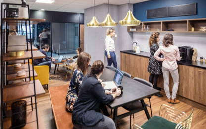 Open Space  1  poste Coworking Rennes 35000