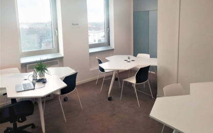 Open Space  6  postes Coworking Lille 59800