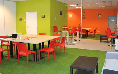Open Space  15  postes Location bureau Rillieux-la-Pape 69140