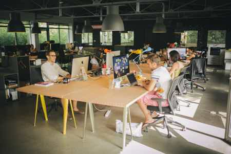 Espace coworking - Le Bourget/Chambéry