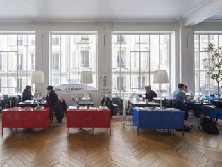 19 € par jour, 15 postes , Paris, Art & Culture Startup à la journée