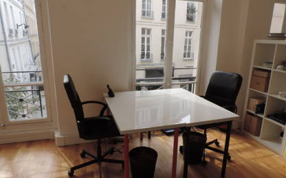Open Space  3  postes Location bureau Paris 75002