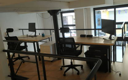 Open Space  4  postes Location bureau Paris 75009