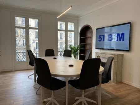 Bureau 40m2 + parties communes-6