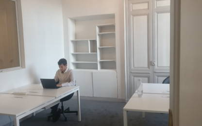 Open Space  4  postes Location bureau Bordeaux 33000