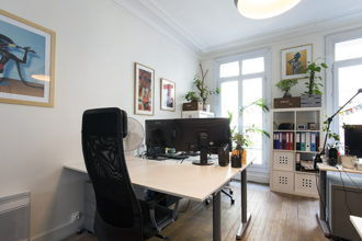 350 € par mois, 1 poste , Paris, POSTE(S) EN OPEN SPACE - PARIS 9