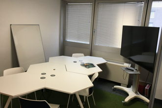 24 € par jour, 10 postes , Toulouse, Bureau en Co-working Toulouse
