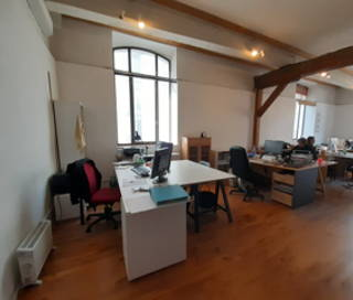 Open Space  9 postes Coworking Rue Sainte Marseille 13001