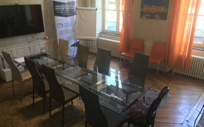 Open Space  10  postes Coworking Nancy 54000