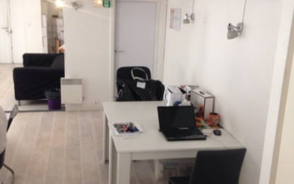Open Space  5  postes Location bureau Paris 75008
