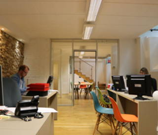 Bureau fermé 36 m² 6 postes Location bureau Rue Thorel Paris 75002