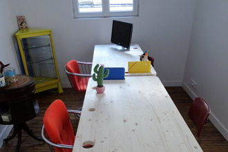 200 € par mois, 1 poste , Paris, Co-working culturel à Ménilmontant !