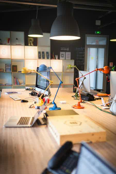 Espace coworking - Le Bourget/Chambéry-1