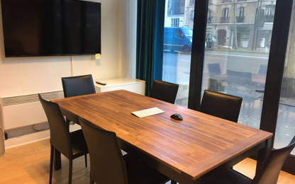 Open Space  4  postes Location bureau Boulogne-Billancourt 92100