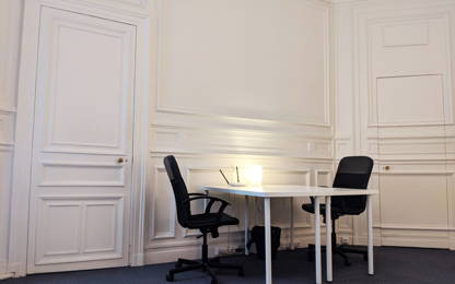 Open Space  6  postes Location bureau Paris 75009