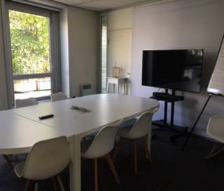 Open Space  4 postes Coworking Rue Louis Blanc Courbevoie 92400