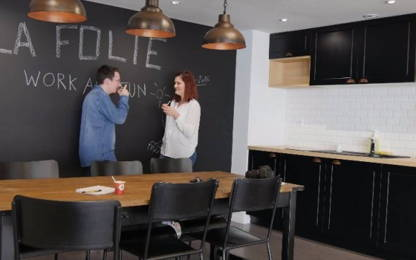 Open Space  20  postes Coworking Saint-Jean-de-Monts 85160