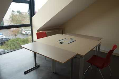 Espace Coworking : 13 places