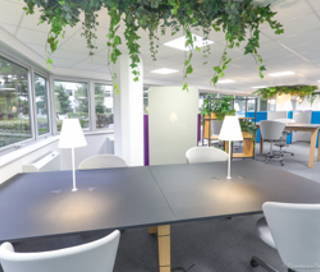 Open Space  1 poste Location bureau Avenue Didier Daurat Blagnac 31700