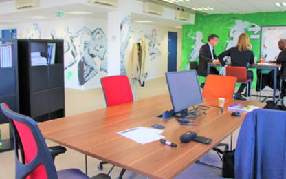 Open Space  50  postes Location bureau Colombes 92700