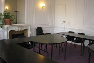 75 € par heure, 12 places assises 20 places debout , Paris, Salle de formation quartier l'Europe