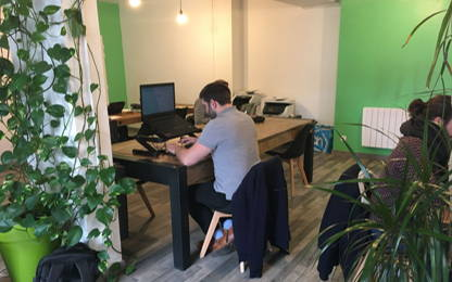 Open Space  15  postes Location bureau Alfortville 94140