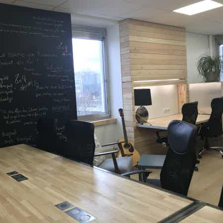 Le coworking heureux
