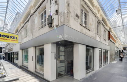 6 600 € par mois, 16 postes , Paris, Open space - Paris 2e Sentier - 16 postes