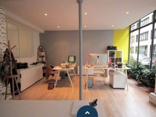 350 € par mois, 2 postes , Paris, Charmant open space bastille