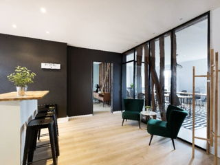 875 € par jour, 20 places assises 40 places debout , Paris, Loft design Saint-lazare