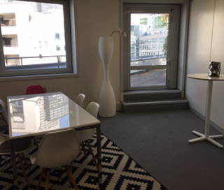Open Space  4 postes Location bureau Rue Louis Blanc Courbevoie 92400