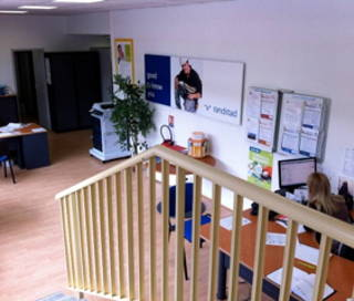 Open Space  30 postes Coworking Boulevard Bel air Limoges 87000