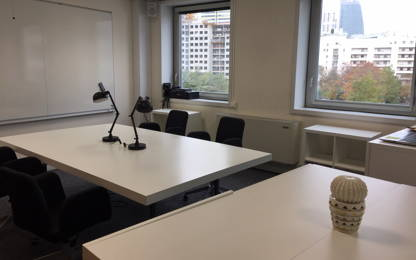 Open Space  4  postes Location bureau Courbevoie 92400