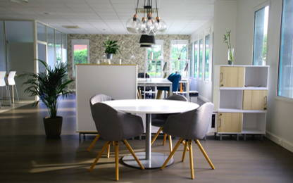 Open Space  12  postes Coworking Saint-Genis-Laval 69230
