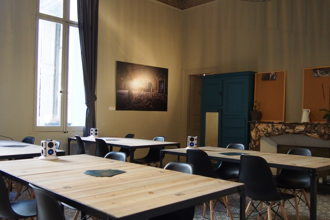 4 € par heure, 16 postes , Montpellier, 16 places en open-space Montpellier centre