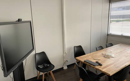 Open Space  3  postes Location bureau Cergy 95800