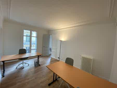Bureau 40m2 + parties communes-1