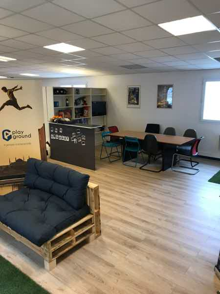 Postes co-working / open-space lumineux !-3