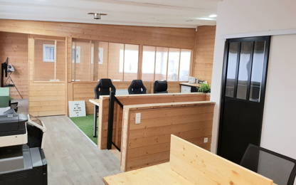 Open Space  10  postes Coworking Royan 17200