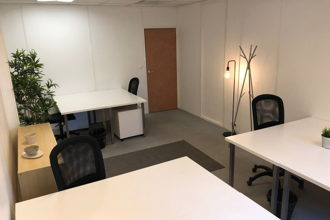 2 000 € par mois, 6 postes , Paris, Bureau privatif 6 pers. en coworking