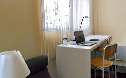 Open Space  6  postes Location bureau Colombes 92700