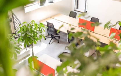 Open Space  14  postes Coworking Lyon 69003