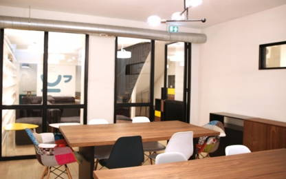 Open Space  15  postes Location bureau Paris 75004